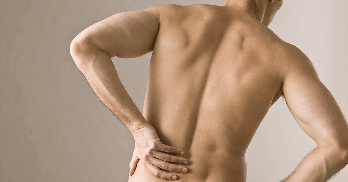 Anderson Township back pain treatment